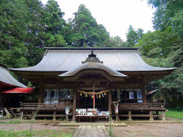 馬場都々古別神社(福島県)
