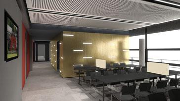 rhein energie stadion köln visualisierung 3dpixel company büroräume VIP lounge drahtler architekten planungsgruppe dortmund