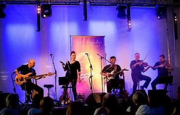 Werkstatt Murberg: Konzert:Leo Kysèla & String Hammer, Samstag, 25. Juli 2015 (Ersatztermin bei Schlechtwetter 22. August 2015)