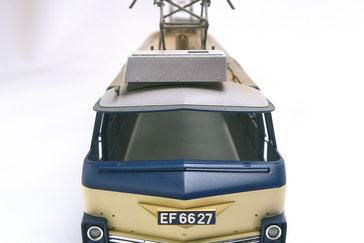 OJ EF66用 クーラー 通称弁当箱です