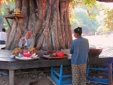 Morgens ein Joint und der Tag ist dein Freund - Myanmar