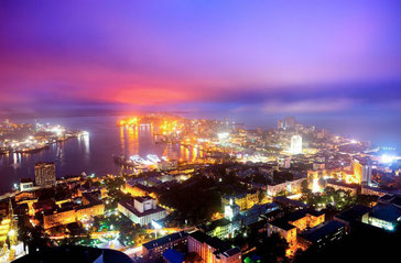 Vladivostok-From above