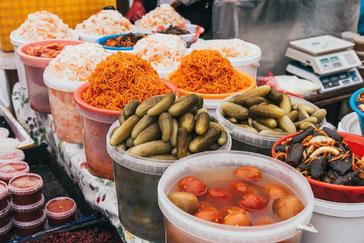 Vladivostok-Sportivnaya Market