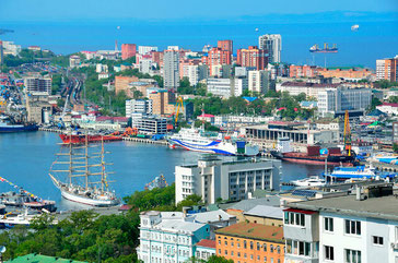 Vladivostok-Harbor View Point