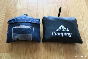 Daiso トラベル収納ケース Camping 100均 旅行 出張