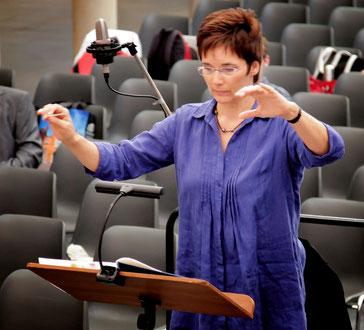 Kantorin Susanne Rohland-Stahlke
