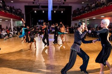 Tanzturnier um den Großen Preis der Stadt Limbach-Oberfrohna