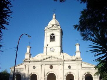 Die Kathedrale von Villarrica