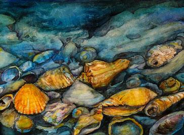 "© B. Harmel ""Am Meeresgrund"""