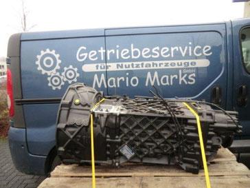 Mario Marks Getriebeservice