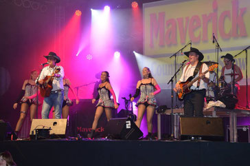 Maverick Country-Music-Show