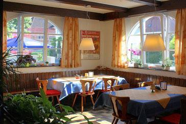 Hebelhof, ideal auch für nur für ein Bier, Café oder ein schnelles Vesper
