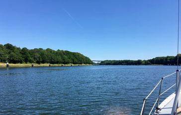 Nord-Ost-See-Kanal, Lebensdauer Hochbrücke, Winga87