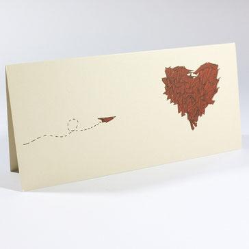 Loveletter postcard