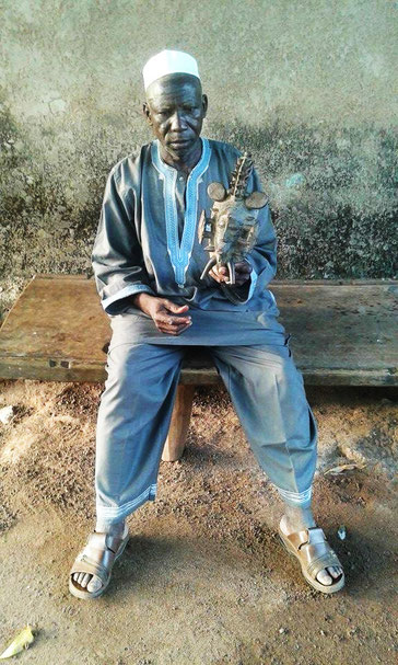 Zie Soro Senufo carver Senoufo art
