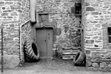 Pierre Moulier, Le Cantal déglingué, photographie, patrimoine
