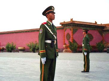 PEKING - CHINESISCHE MAUER 2006: