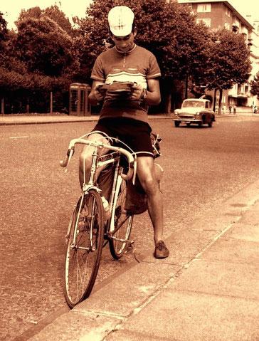 ENGLAND 1961: Bei meiner Ankunft in London am HydePark-Corner