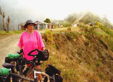 Rad - DOMREP 2000: Überquerung der Cordilliera Central - Haiti
