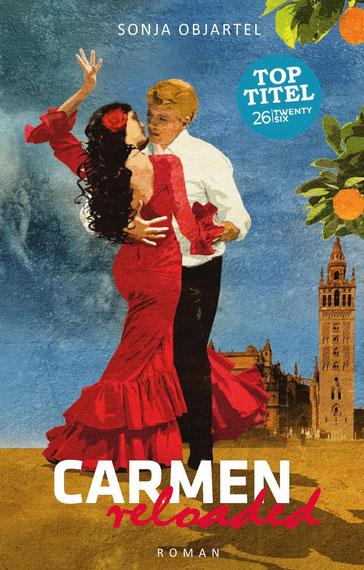 Carmen reloaded ist eine Mischung aus Liebesroman und Abenteuerroman und spielt in Sevilla