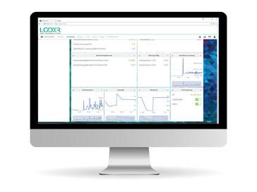 digitales Energiemanagement mit LOOXR-Portal