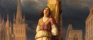 Die Heilige Jeanne D'Arc