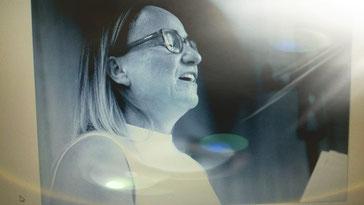 Andrea Löffler singt Halleluja