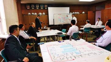 八街市議会では、議会改革を進めるために、議会基本条例をつくろうと1月から議会改革特別委員会が設置され、月2回の委員会