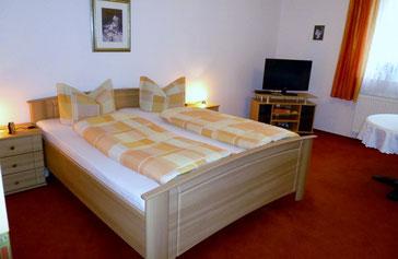 Wohn -Schlafzimmer