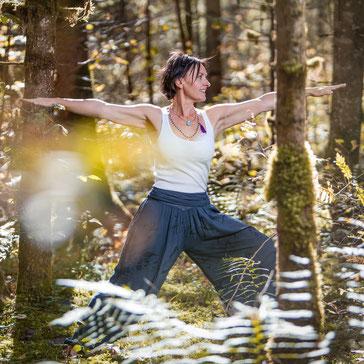 Foto: Chris Walch, im Wald in Arzl im Pitztal