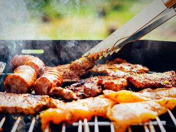 Barbecue, buurtbbq, vriendenbbq, dagje uit, familieweekend