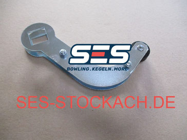 55-030204-009 Umlenkhebel rechts Lever assembly right hand
