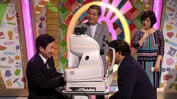NHKテレビ「試してガッテン」で、「黄斑変性症」について放送されました。