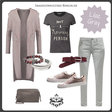 "Outfit für den Sommertypen oder ""cool, light, muted"""