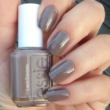 swatch essie glamour purse by LackTraviata
