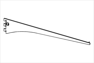 222 М10 Кронштейн для полок