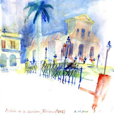 Trinidad, Cuba - 2006