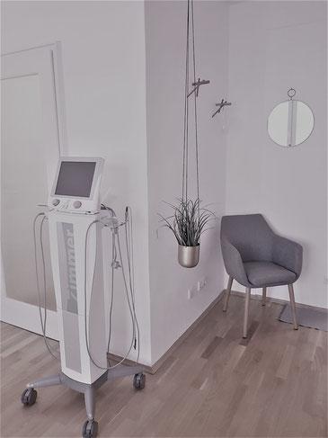 Privatpraxis für Physiotherapie Gruppenraum