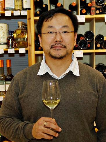 Weinberater und Connaisseur, Weinwerk Gießen