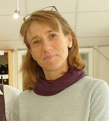 Solveig Ebersohn, Weinfachberaterin Weinwerk Gießen