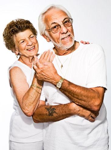 Seniorentraining Fit im Alter - Gesund leben mit SYMBIOFIT
