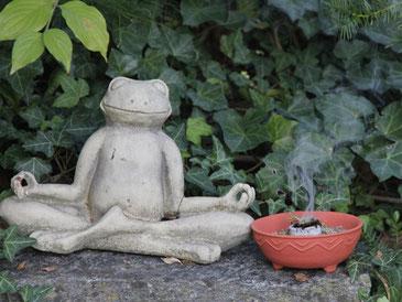 Räuchern unterstützt Meditation, Räucherrituale, Räucherkurs