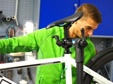 Die e-motion e-Bike Welt in Gießen