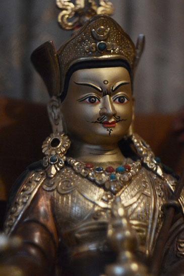 imagen de padmasambhava