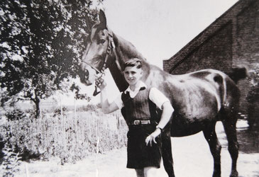 Heinz Rosenhain (1920-2009) (Foto: Gedenkstätte Ahlem)