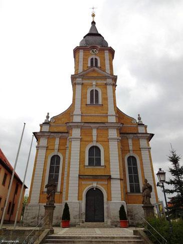St. Heinrich und Kunigunde, Burgkunstadt