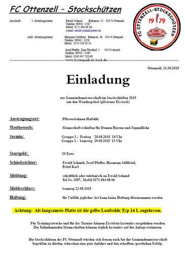 Gemeindemeisterschaft | fcottenzell-eisstock.de