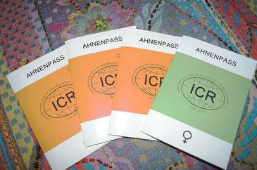 Meine Schapendoes Welpen bekommen die Papiere vom ICR e.V.
