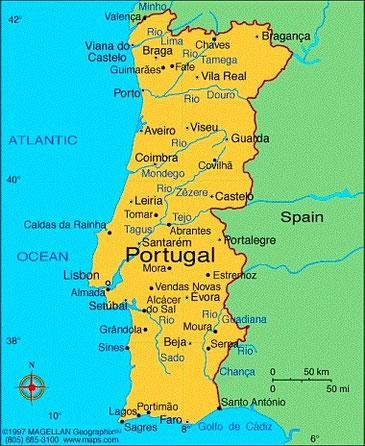 Zeiljachten te huur in Portugal voor een zeilvakantie vanuit Lagos langs de Algarve