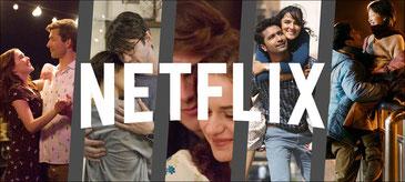 Les films d'amour sortis par Netflix en 2018